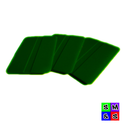 4 Green Soft Spreader Squeegee
