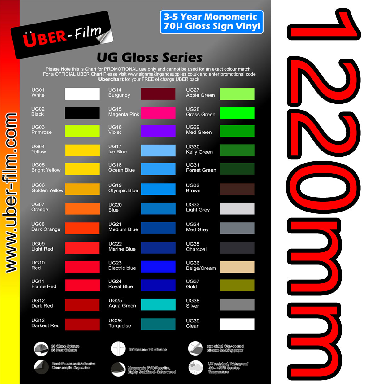 New Reflective Vinyl Tape 610mm*1m For Sign-making Business & Industrial