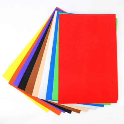 A4 sheets polyflex for Red craft foam sheets